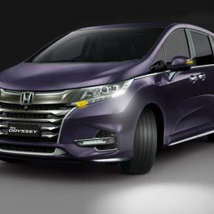 Cicilan Honda Odyssey Surabaya
